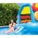 Intex Island With Slide - Надуваем център за игра с пързалка, 279х173х122см. 3
