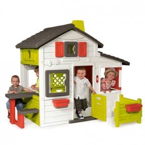 SMOBY- Детска къща FRIENDS HOUSE голяма