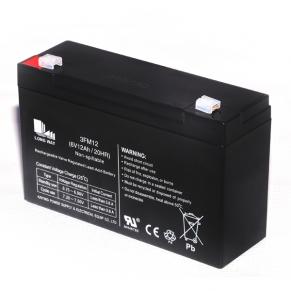 Акумулаторна батерия - 6V12Ah