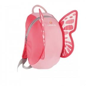 LittleLife - Пеперуда детска раница 6 л