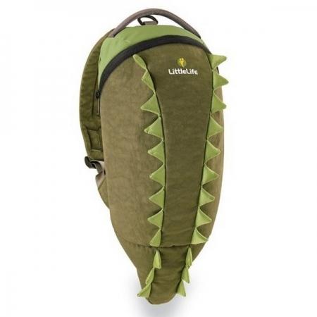 LittleLife Крокодил - детска раница 5 л