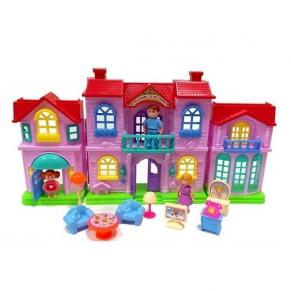 My Family House - Къща със звук и светлина