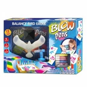 BlowPens - Магически Балансираща Птица
