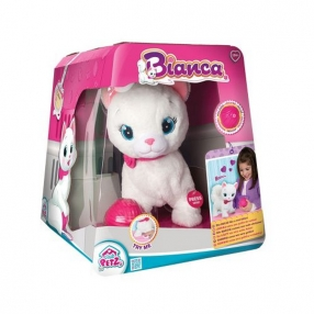 IMC Toys Bianca - Интерактивно коте