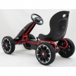 Картинг Abarth Pedal Go Kart с меки гуми, лицензиран модел  5
