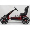 Картинг Abarth Pedal Go Kart с меки гуми, лицензиран модел  4