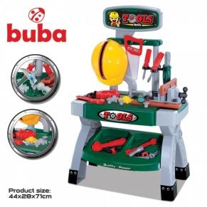 Buba Tools - детски комплект с инструменти