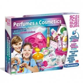 Clementoni Science Play- Научна лаборатория за парфюми и козметика