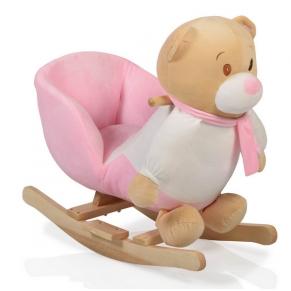 Moni Bear - Люлка Мече розов