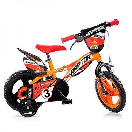 "Dino Bikes Raptor - Колело 12"""