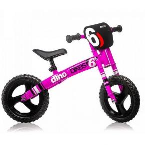 Dino Bikes Rosa Fluo - Колело баланс