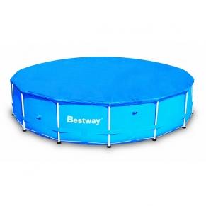 Bestway - Покривало за басейн за басейн 457 cm x 91 cm