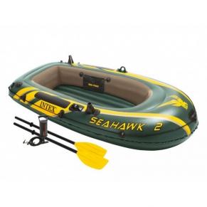 INTEX SEAHAWK 2 - Надуваема лодка комплект