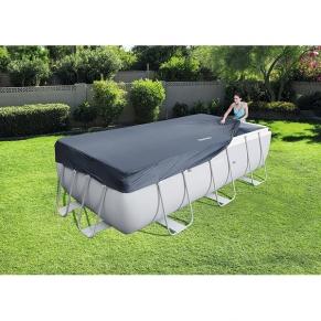 Bestway - Покривало за басейн 4.04 м x 2.01 м / 4.12 м x 2.01 м