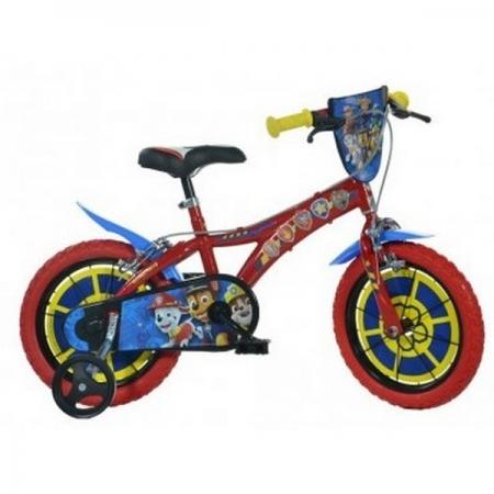 Dino Bikes PAW PATROL - Детско колело 14 инча