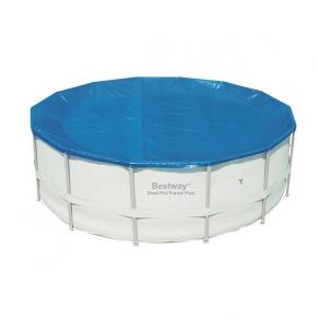 Bestway - покривало за басейн Pool Cover 427см.