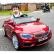 Акумулаторна кола тип BMW, 12V с меки гуми и кожена седалка 3