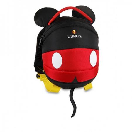 LittleLife Disney Мики Маус детска раница 2 л.