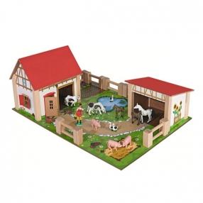 Eichhorn - Ферма с животни