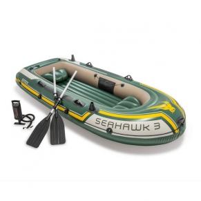 INTEX Seahawk 3 - Надуваема лодка комплект