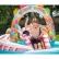 INTEX Candy Zone - Надуваем център за игра с пързалка Бонбонландия  3