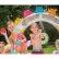 INTEX Candy Zone - Надуваем център за игра с пързалка Бонбонландия  5