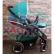 X-Lander X-Cite 2в1 -  Детска количка с кош за новородено и адаптори