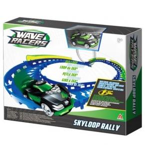 Wave Racers Skyloop Rally - Писта С Кола Със Сензор За Движение