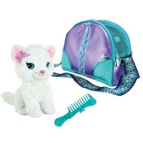 Sparkle Girlz Pets - Коте в чанта 2 вида