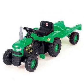 DOLU -Трактор с ремарке
