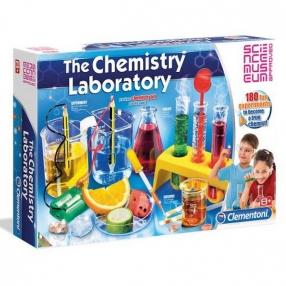 CLEMENTONI Science Play The Chemistry Laboratory - Химическа лаборатория