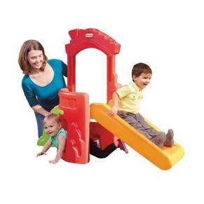 Little Tikes - Пързалка-къщичка