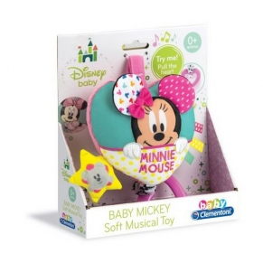 CLEMENTONI Disney Baby MINNIE MOUSE - Музикална кутия