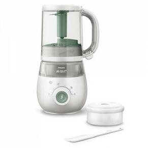 Philips Avent - Комбиниран уред за здравословна бебешка храна 4 в 1