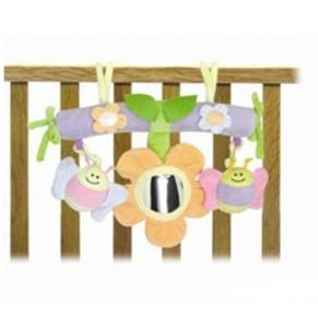 Moni - Плюшена играчка за легло Spring time