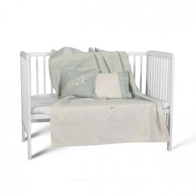 Moni - Спален комплект 4 части 120/60 см Elegance