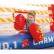Intex Jump-O-Lene - Детски надуваем батут Боксов ринг, с 2 чифта надуваеми ръкавици, 226х226х110см. 4