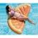 Intex - Надуваем дюшек Резен Портокал, 178х85см. 2