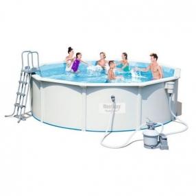 Bestway Hydrium - сглобяем басейн с рамка 460 cm x 120 cm