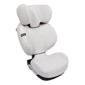 BeSafe iZi Up/Fix Glacier Grey - Протектор за столче за кола