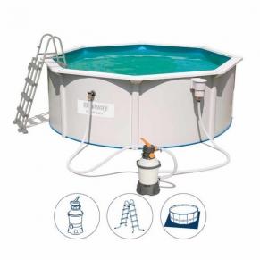 Bestway Hydrium - Сглобяем басейн 360 см x 120 см