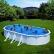 GRE FIJI - Сглобяем басейн с метална стена ,овал, 730 x 375 h 120см. 4