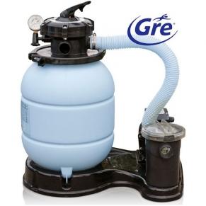 GRE - Филтрираща система с Пясъчен филтър 6.00 m3/h