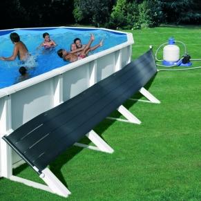 GRE - Соларен нагревател за затопляне на водата 600x60см