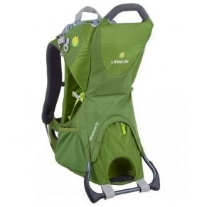 LittleLife Adventurer S2 - Раница за носене на дете , Зелена