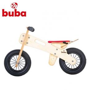 Buba Explorer mini - Колело за балансиране с червена седалка
