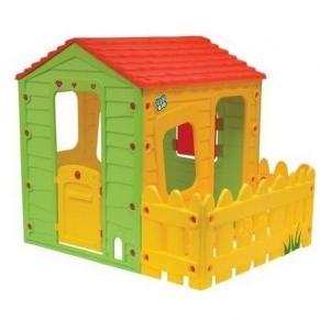 3toysm - Детска къща с ограда 91560