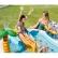 INTEX - Надуваем център за игра с пързалка Забавен риболов 218 x 188 x 99 см. 4
