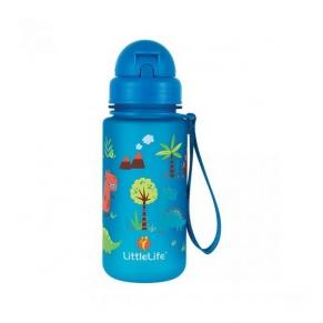 LittleLife Динозавър - Бутилка за вода 400 ml