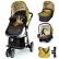 Cosatto Giggle 3 - Комбинирана детска количка 3 в 1 6
